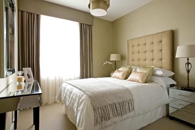 Bedroom textures contemporary-bedroom