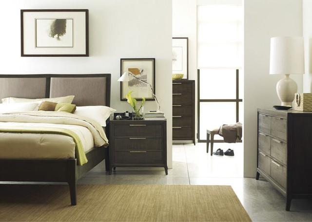 Bedrooms contempor neo dormitorio de amy schwartz - Houzz dormitorios ...