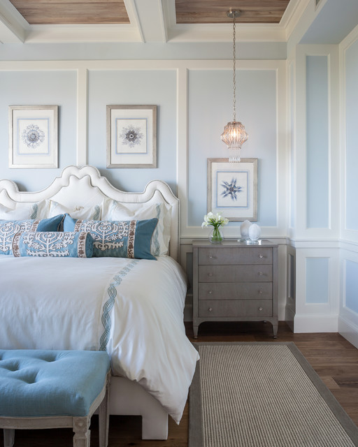 Transitional Bedroom Decorating Ideas: By BCBE Custom