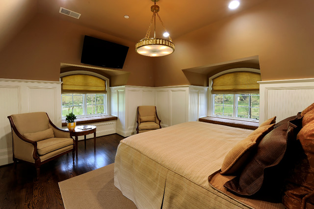 Bedrooms by Meridian Homes Inc. contemporary-bedroom