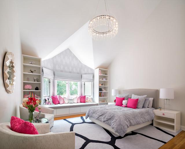 Bedrooms transitional-bedroom