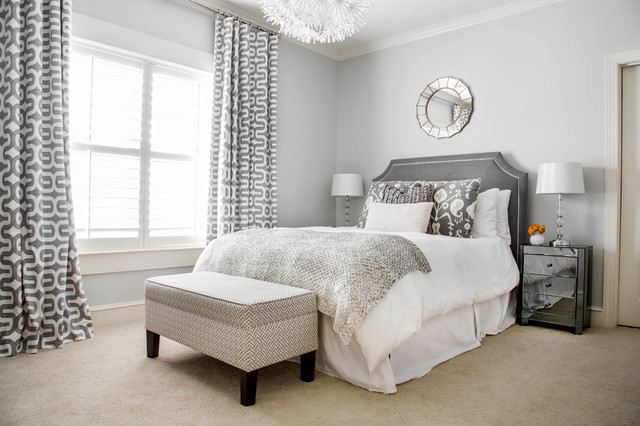 Bedrooms transitional-bedroom