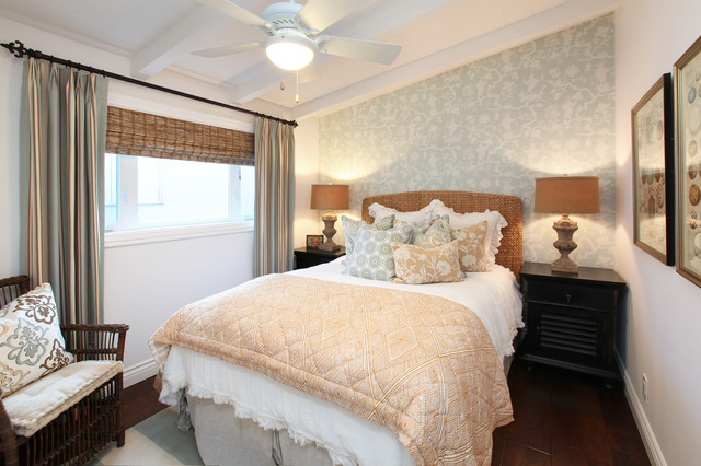 beautiful tropical nuance bedroom | Bedrooms - Tropical - Bedroom - Orange County - by V.I ...