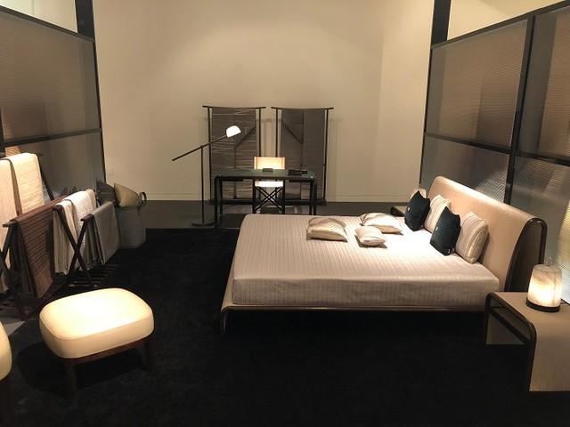 Bedroom New York By Armani Casa