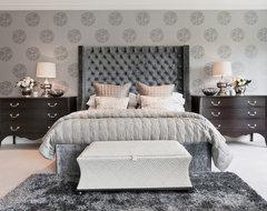 masterbedroom wallpaper accent wall help