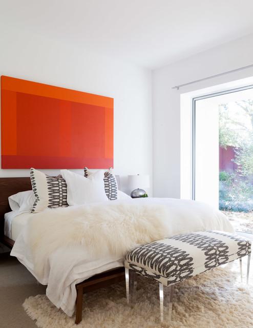 Beechwood modern home contemporary bedroom dallas for Modern home decor dallas