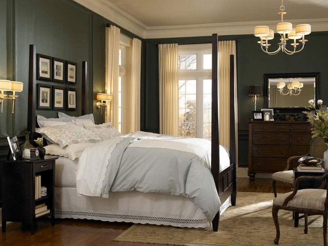 behr paint idea photos traditional bedroom other