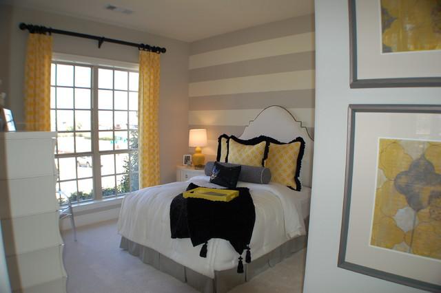 Belclaire contemporary-bedroom