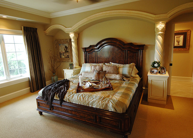 Bellamore mediterranean bedroom