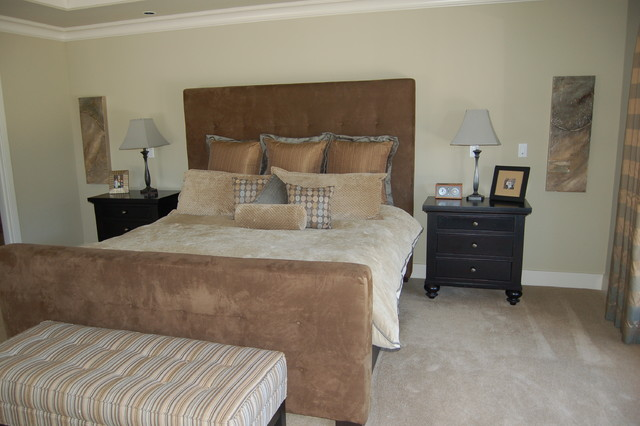 bellevue home traditional bedroom other by