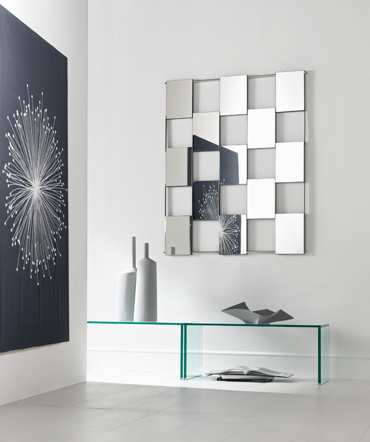 Bellydance wall mirror by tonelli design for Glace murale decorative