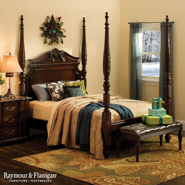 Belmont Bedroom Collection - Traditional - Bedroom - New ...