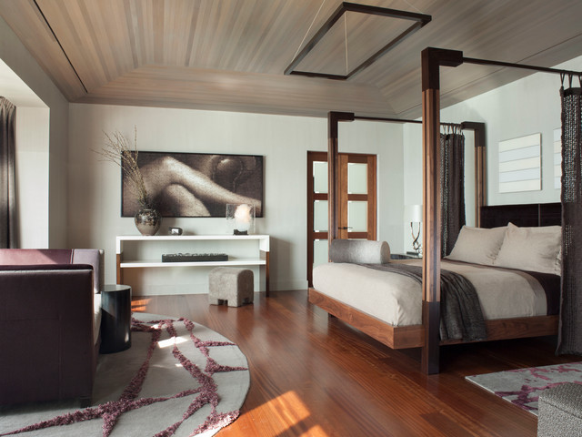 Belvedere contemporary-bedroom