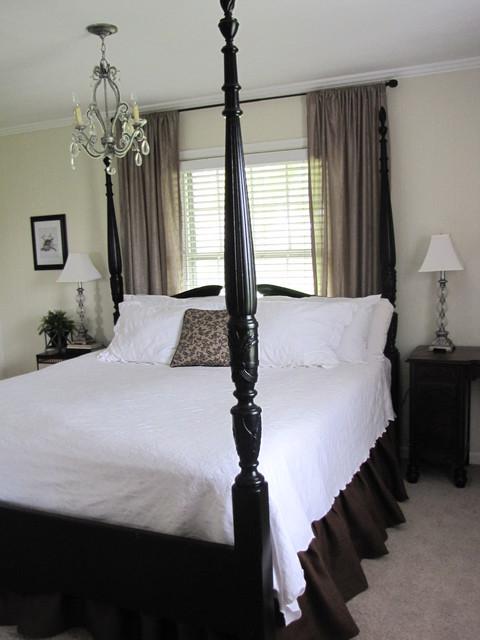 Beneath My Heart traditional-bedroom