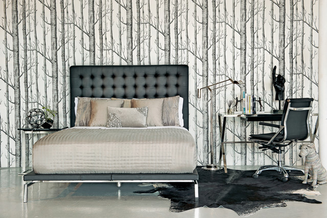 Bentley Bed Tree House Contemporary Bedroom By