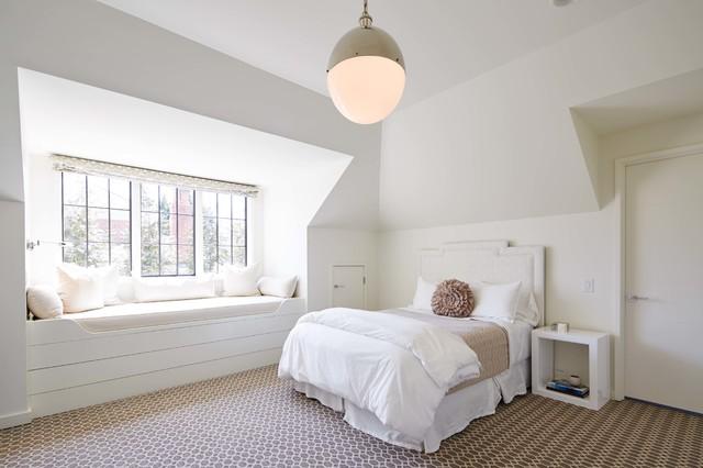 Beresford modern by greg perry design cl sico renovado - Houzz dormitorios ...