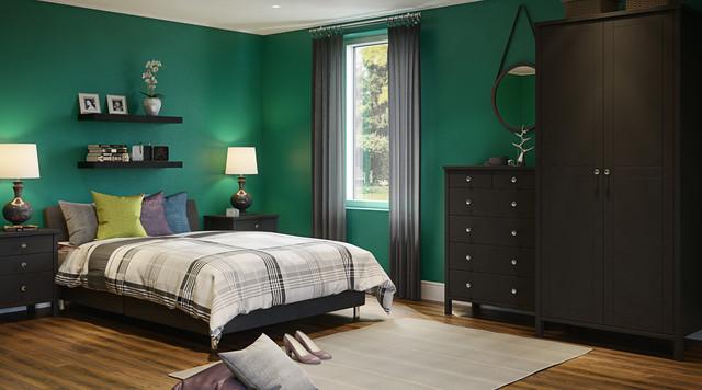 Bergen Freestanding Coffee Coloured Bedroom Furniture ...