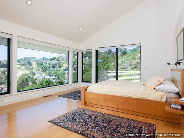 Berkeley Hills Residence contemporary-bedroom