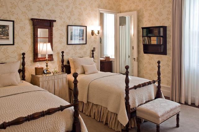 Berkshires Estate traditional-bedroom