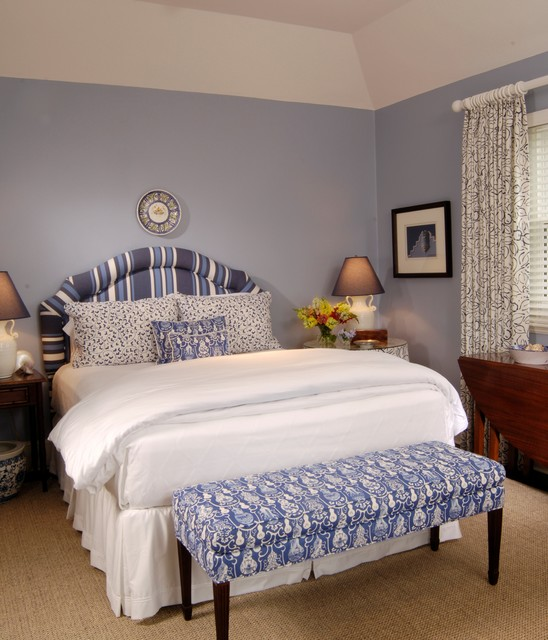 Bermuda House traditional bedroom