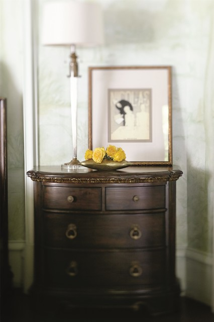 Bernhardt Villa Medici Bachelor S Chest With 4 Drawers American Traditional Bedroom Miami By Baer S Furniture