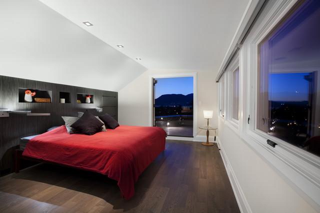 Best Builders ltd contemporary-bedroom
