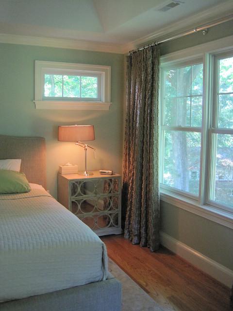 Bethesda Bedroom eclectic-bedroom