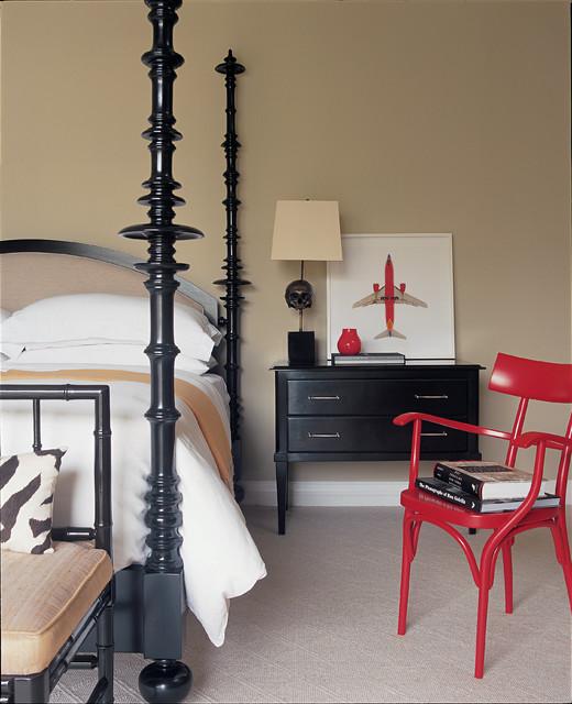 Betsy Burnham contemporary-bedroom