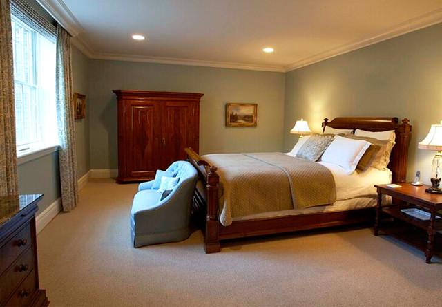 Birmingham Lower Level Bedroom traditional-bedroom