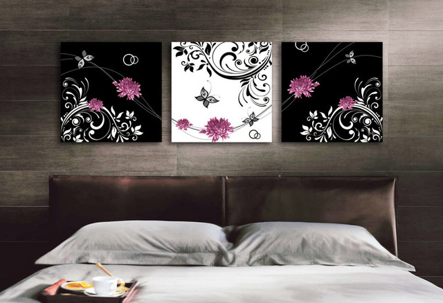 black and white canvas printingBedroomOtherby Canvas Champ