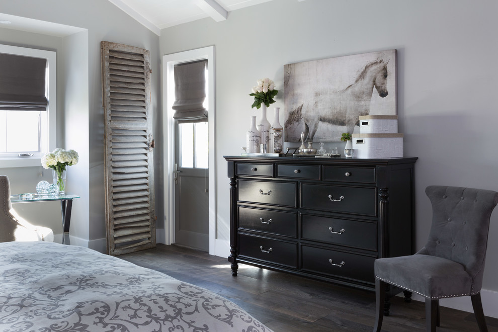 Black Stallion - Traditional - Bedroom - Los Angeles - by ...