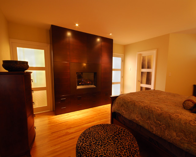 Blakey Residence modern-bedroom