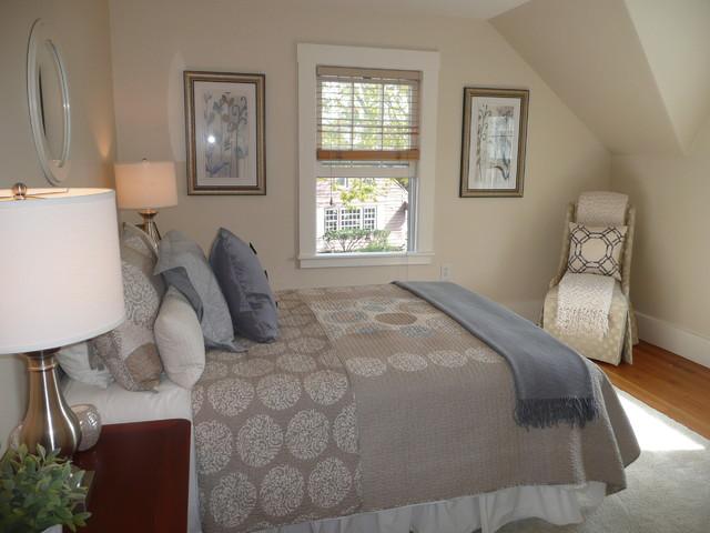 Blaney Circle Swampscott Ma Beach Style Bedroom