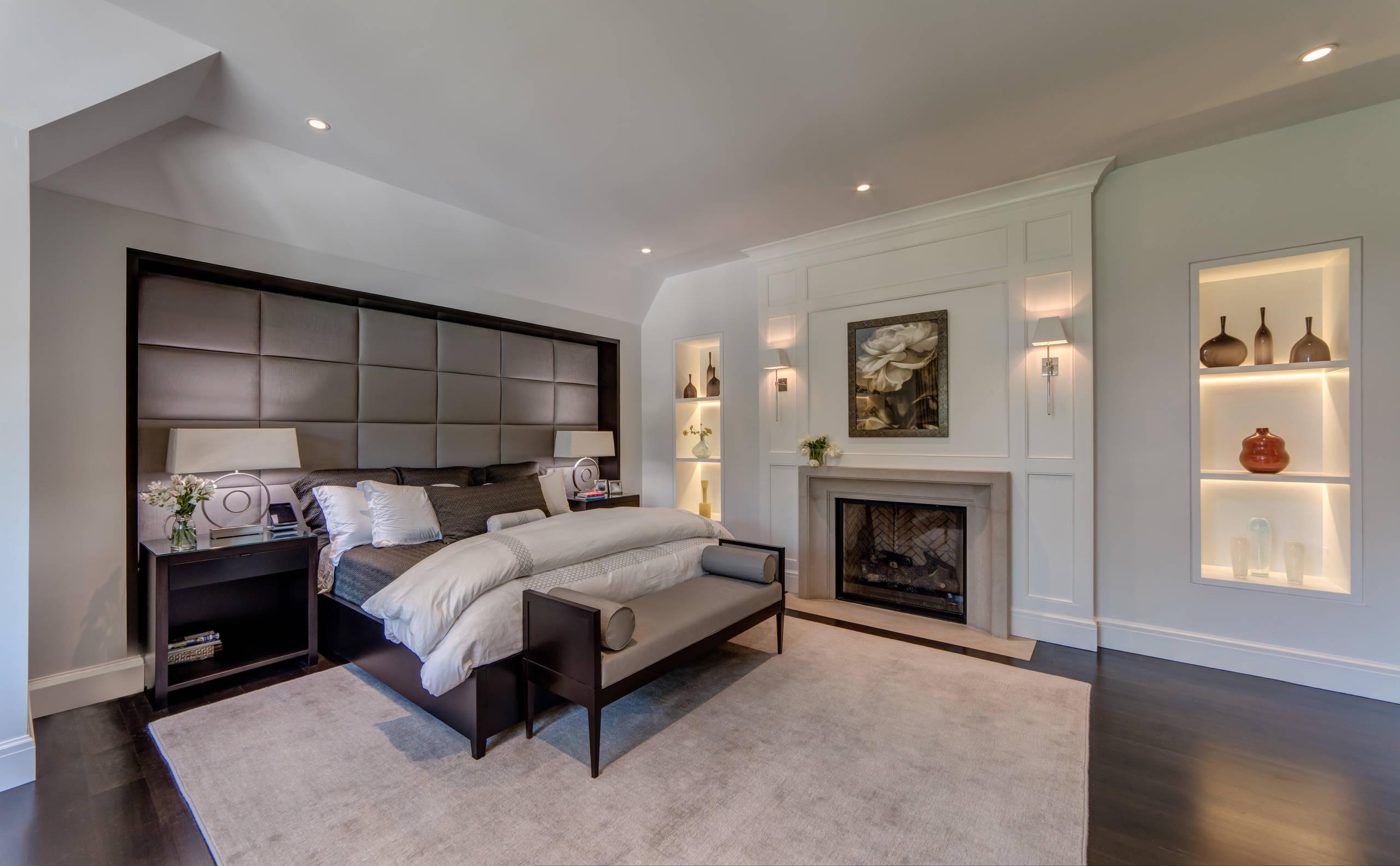 Bloomfield Hills Master Bedroom