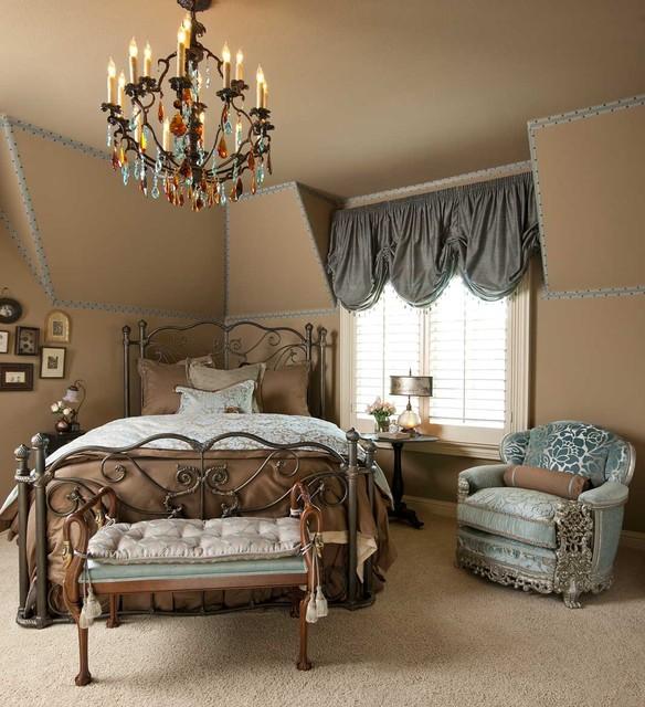 Design Ideas For A Clic Bedroom In Dallas