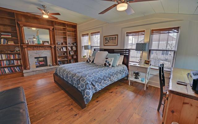 Blue Ridge Georgia Custom Homes  Traditional  Bedroom  atlanta  by