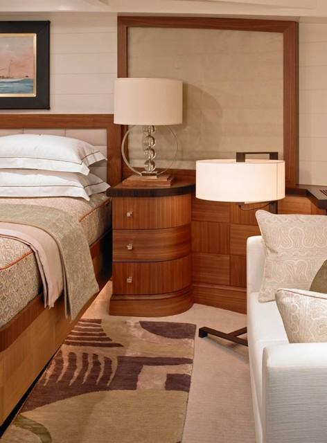 Bluebird contemporary-bedroom