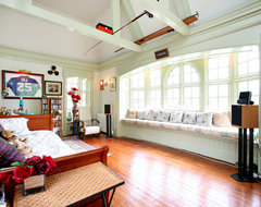 Middle Wharf traditional-bedroom