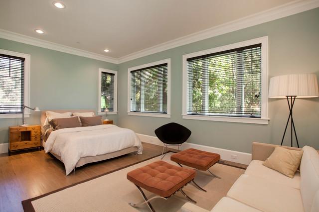Boca De Canon House traditional-bedroom