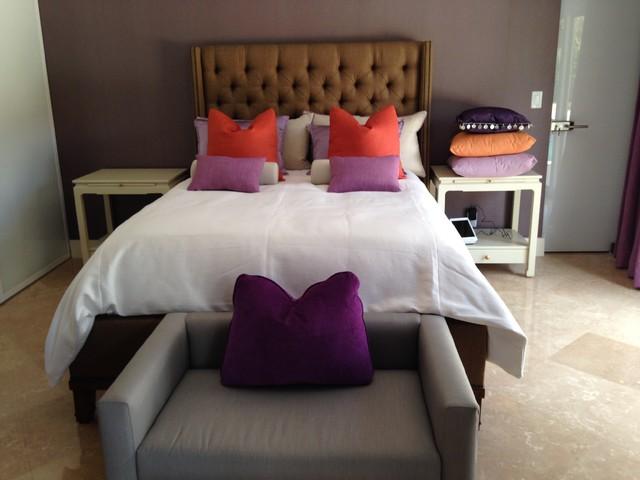 Boca Raton East Property transitional-bedroom