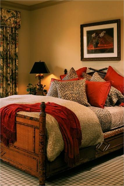 Boca Raton Florida Home traditional-bedroom