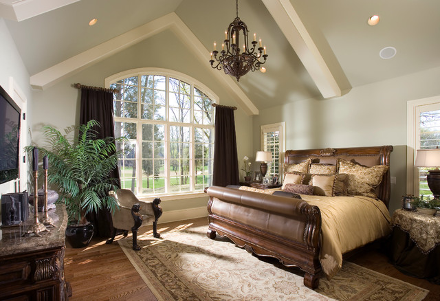 Boddington house plan traditional bedroom charlotte for American style house interior