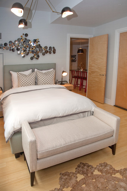 Boerum Hill Family Home contemporary-bedroom