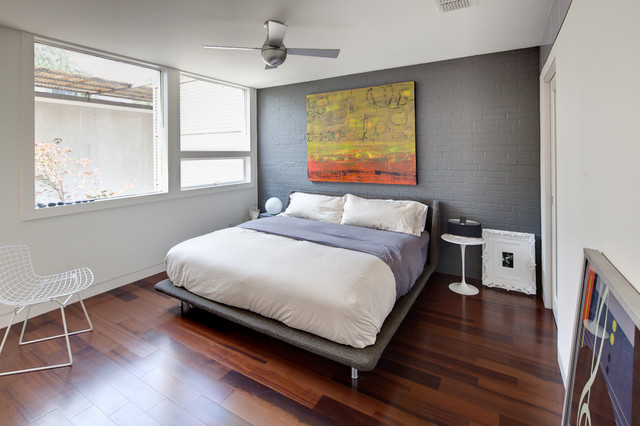 Bohdan Townhouse modern bedroom