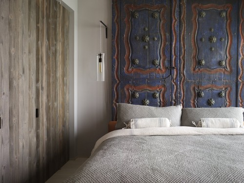 12 bohemian bedrooms filled with exotic decor and plenty of color photos - Tete de lit ancienne ...