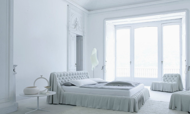 Bohemien Bed Contemporary Bedroom Chicago By Iqmatics