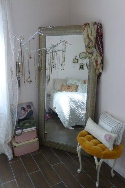 boho chic bedroom - Eclectic - Bedroom - Sacramento