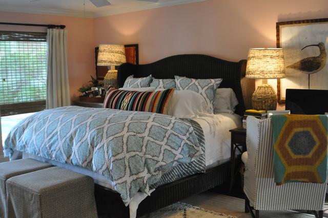Boho Chic eclectic-bedroom