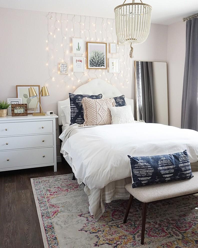 Boho Teen Bedroom - Unique Eclectic Bedroom Design by ... on Teenage Bedroom  id=68067