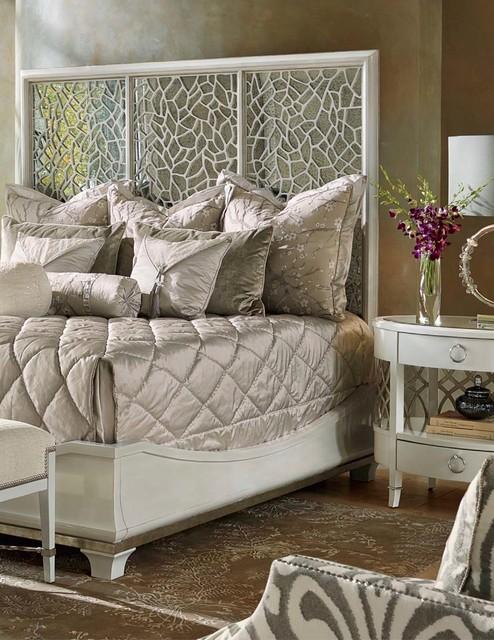 Bolero collection transitional bedroom los angeles - Bedroom furniture in los angeles ...